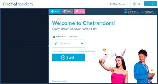 ChatRandom
