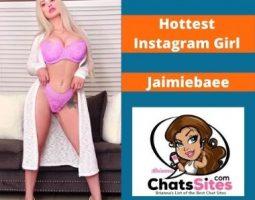 Hottest Instagram Girl Jaimiebaee
