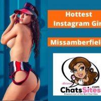 Hottest Instagram Girl Missamberfields
