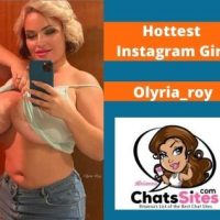 Hottest Instagram Girl Olyria_roy