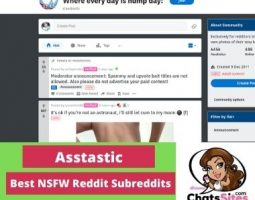 Asstastic NSFW Reddit