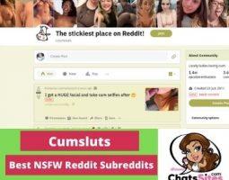 Cumsluts NSFW Reddit