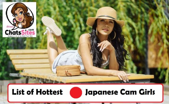 Hottest Japanese Cam Girls on Cam Chat Sites!
