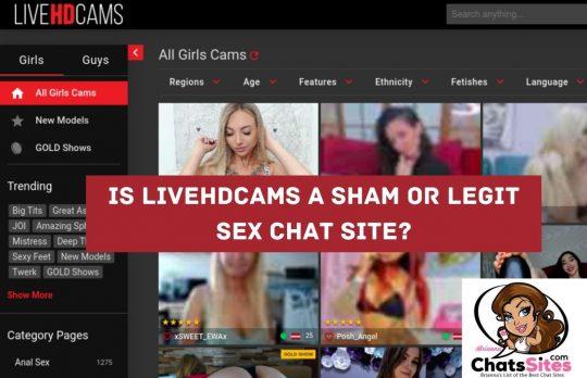 Is LiveHDCams a Sham or Legit?
